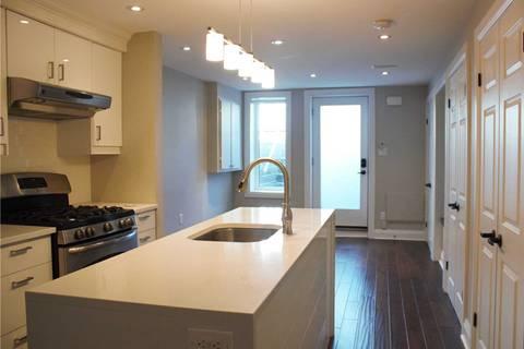 Townhouse for rent at 122 Malvern Ave Unit B Toronto Ontario - MLS: E4708244