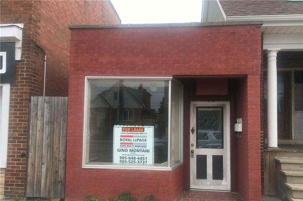 Commercial property for lease at 1501 Main St E Apartment B Hamilton Ontario - MLS: H4077840