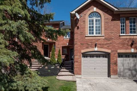 Townhouse for sale at 163 Owen St Unit B Barrie Ontario - MLS: S4753574