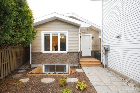 Home for rent at 18 Ivylea St Unit B Ottawa Ontario - MLS: 1219585