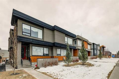 Townhouse for sale at 1914 25a  Southwest Unit B Calgary Alberta - MLS: C4288292