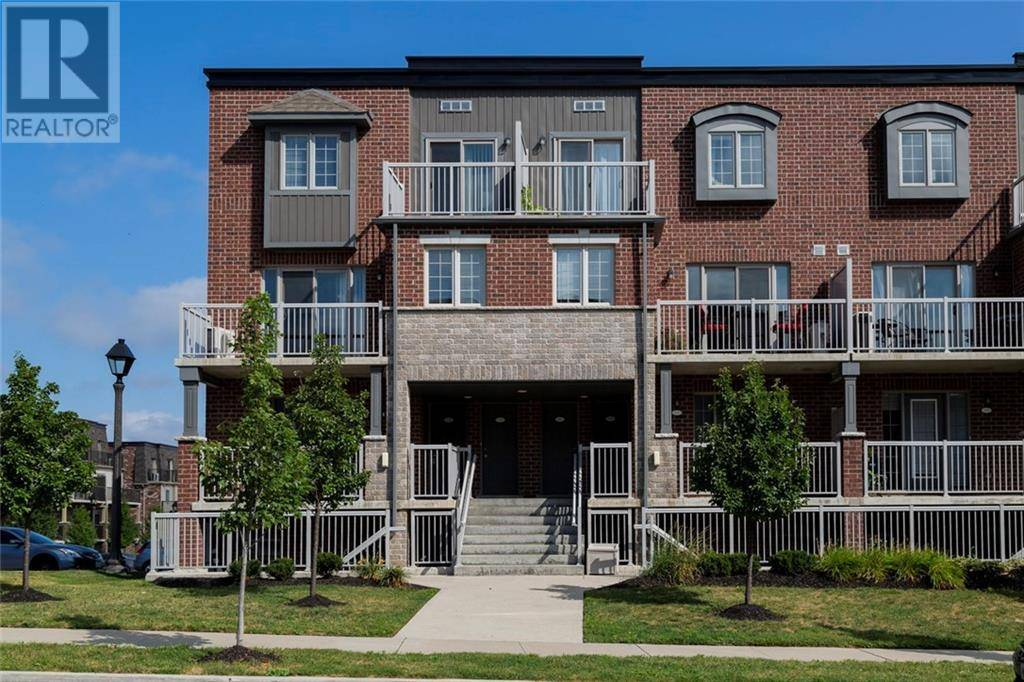 Townhouse for sale at 21 Sienna St Unit B Kitchener Ontario - MLS: 30760055