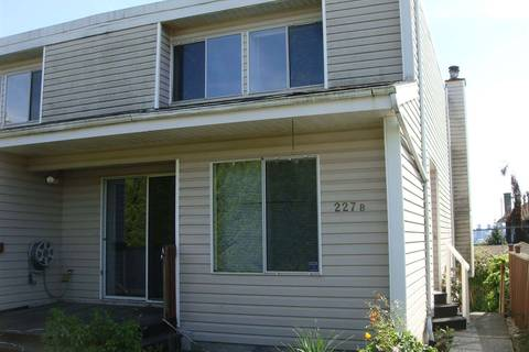 Townhouse for sale at 227 Keith Rd W Unit B North Vancouver British Columbia - MLS: R2368671