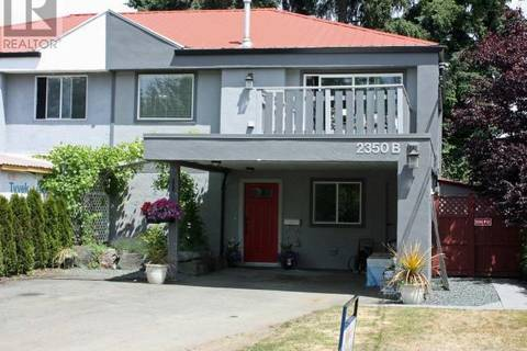 Townhouse for sale at  Willemar Ave Unit B-2350 Courtenay British Columbia - MLS: 456176