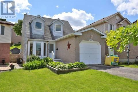 House for sale at 241 Thistleglen Pl Unit B Waterloo Ontario - MLS: 30743488