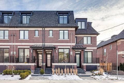 Townhouse for sale at 243 Lytton Blvd Unit B Toronto Ontario - MLS: C4688438