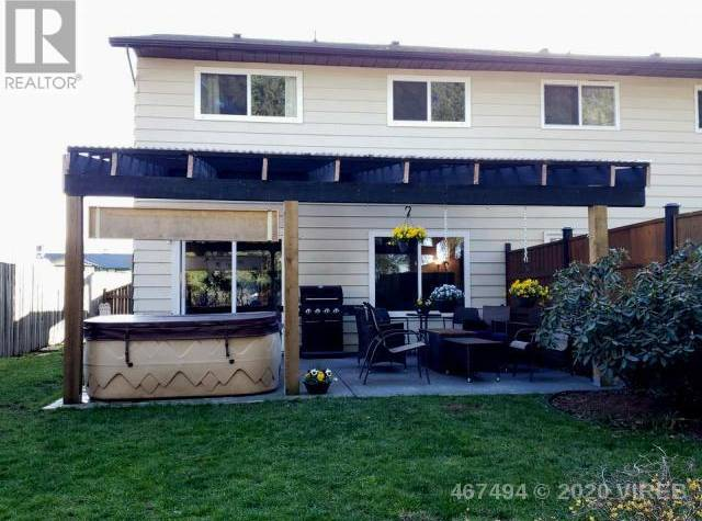 Townhouse for sale at  Piercy Ave Unit B-2498 Courtenay British Columbia - MLS: 467494