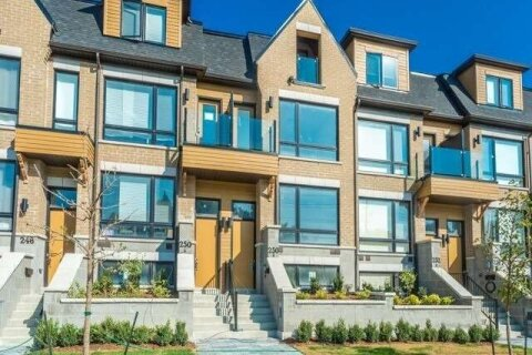 Townhouse for rent at 250 Finch Ave Unit #b Toronto Ontario - MLS: C5087187