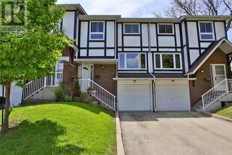 Townhouse for sale at 297 Bluevale St North Unit B Waterloo Ontario - MLS: 30738394