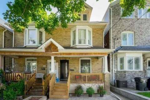 Townhouse for rent at 31 Baltic Ave Unit B Toronto Ontario - MLS: E4833301