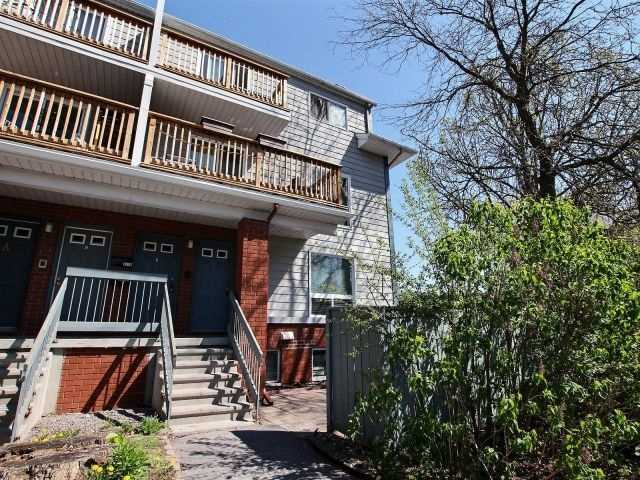 For Sale: 311 Presland Road, Ottawa, ON | 2 Bed, 2 Bath Townhouse for $182,500. See 14 photos!