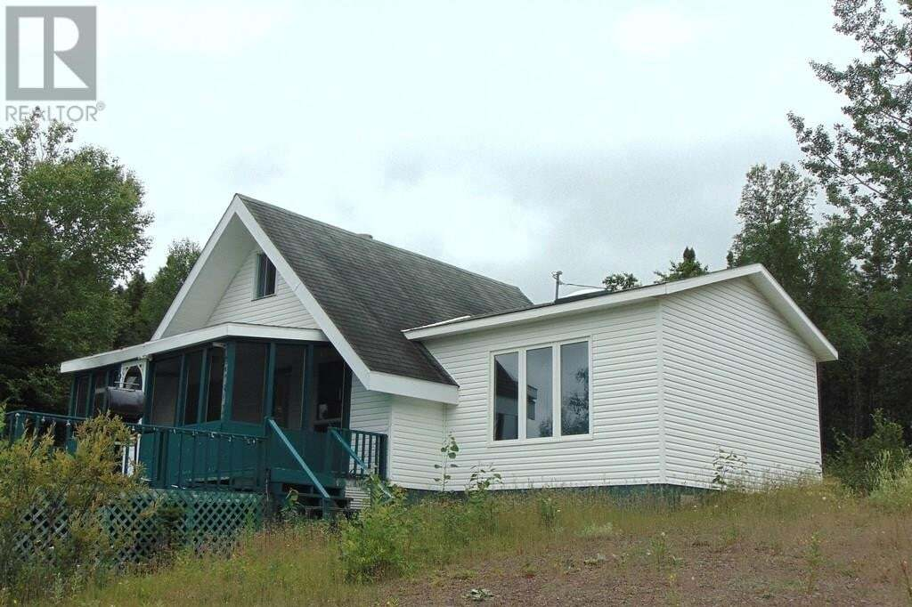 Residential property for sale at B-32 Crooked Lake Rd Badger Newfoundland - MLS: 1218427