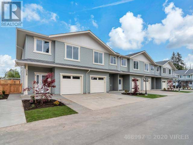 Townhouse for sale at  Petersen Rd Unit B-328 Campbell River British Columbia - MLS: 466997