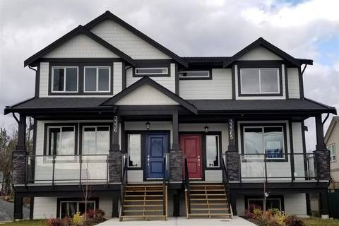 Townhouse for sale at 33365 5th Ave Unit B Mission British Columbia - MLS: R2429991