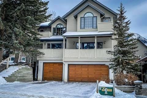 Townhouse for sale at 334 Muskrat St Unit B Banff Alberta - MLS: C4279926