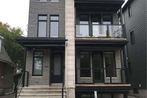 Home for rent at 341 Tweedsmuir Ave Unit B Ottawa Ontario - MLS: 1210098