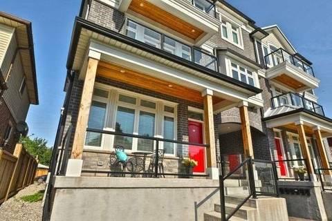 Condo for sale at 366 Bay St Unit B Hamilton Ontario - MLS: X4699262