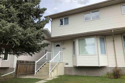 Townhouse for sale at 4015 53 St Unit #B Wetaskiwin Alberta - MLS: E4150614