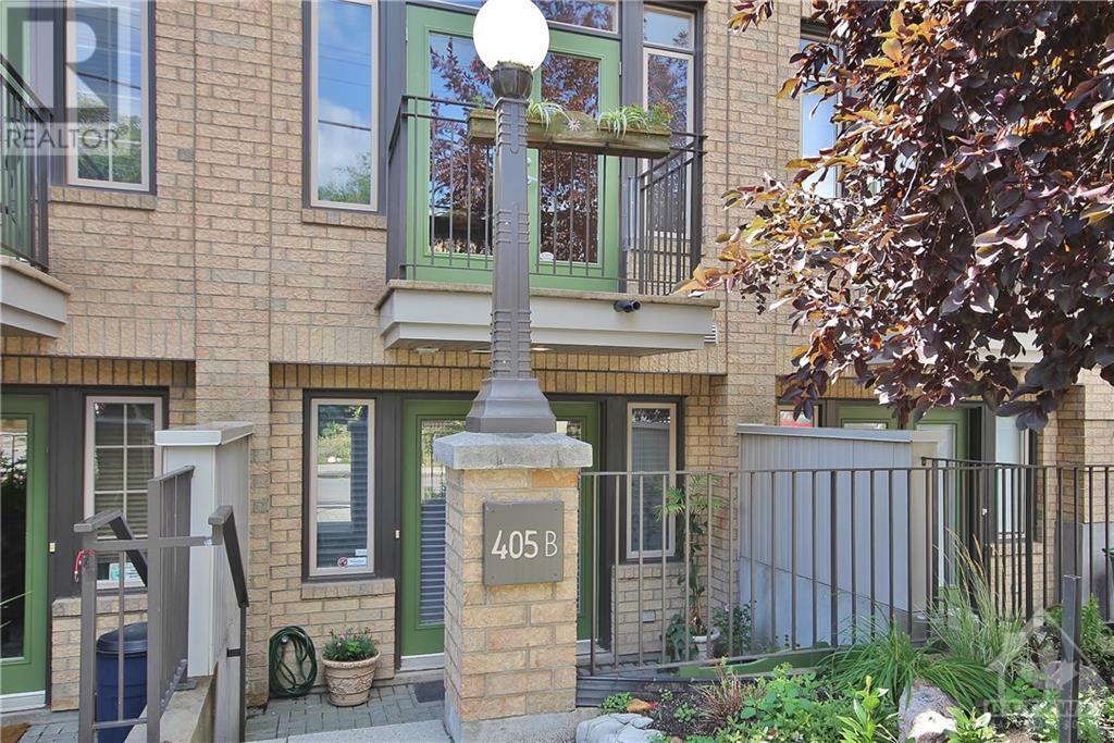 Removed: B - 405 Mackay Street, Ottawa, ON - Removed on 2020-09-06 00:03:05