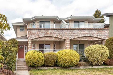 Townhouse for sale at 450 6th St W Unit B North Vancouver British Columbia - MLS: R2378646