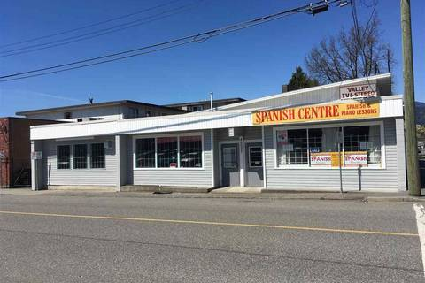 Commercial property for lease at 46077 Victoria Ave Apartment B Chilliwack British Columbia - MLS: C8023164