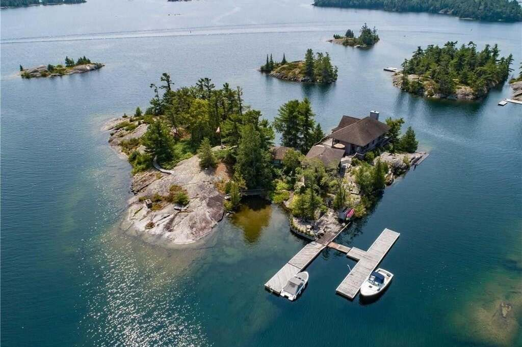 House for sale at B-476 Navy's Acre  Parry Sound Ontario - MLS: 30806698