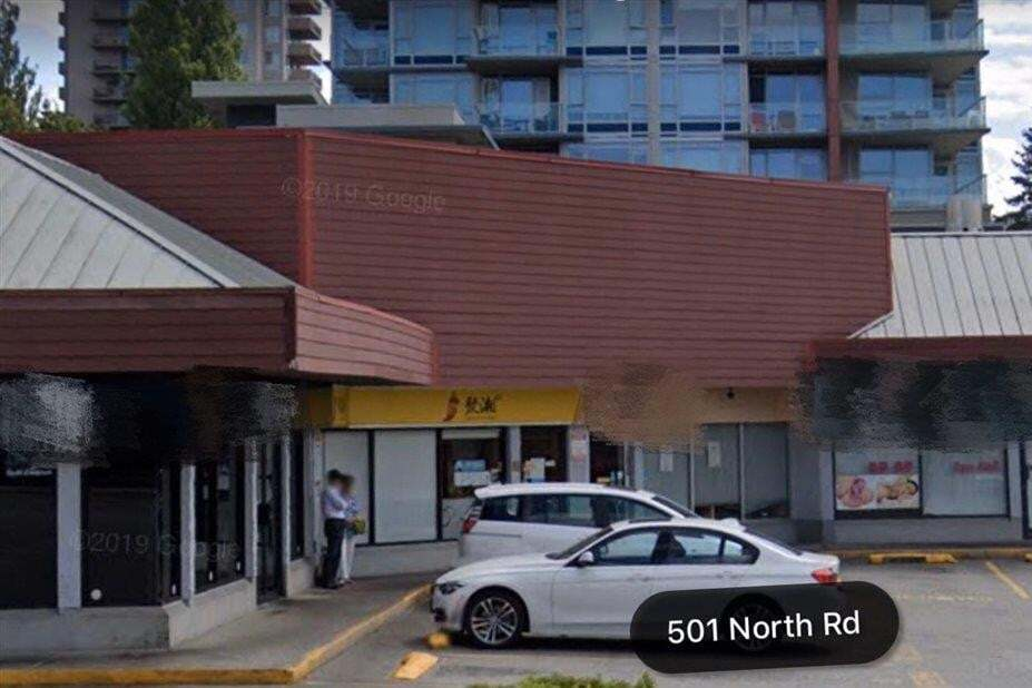 Commercial property for sale at 501 North Rd Unit B Coquitlam British Columbia - MLS: C8031701