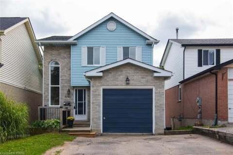 House for sale at 519 Rosemeadow Cres Unit B Waterloo Ontario - MLS: 40021777