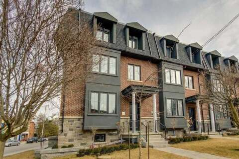 Townhouse for sale at 73 Rumsey Rd Unit B Toronto Ontario - MLS: C4779752