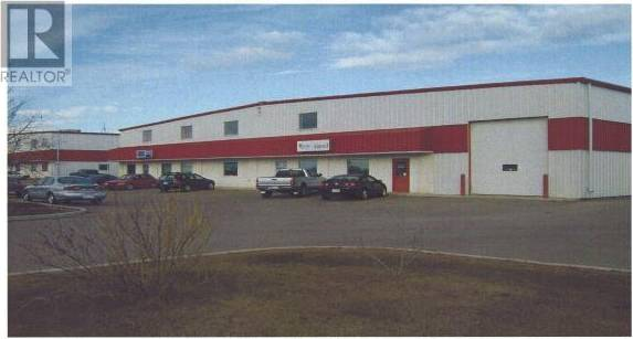 Commercial property for lease at 8064 Edgar Industrial Cres Apartment B Red Deer Alberta - MLS: ca0174530