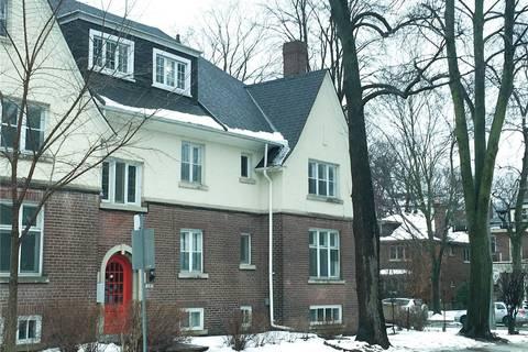 Townhouse for rent at 807 Duplex Ave Unit B Toronto Ontario - MLS: C4692693