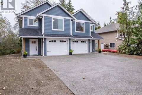 Townhouse for sale at  Hardy Pl Unit B-930 Tofino British Columbia - MLS: 453046
