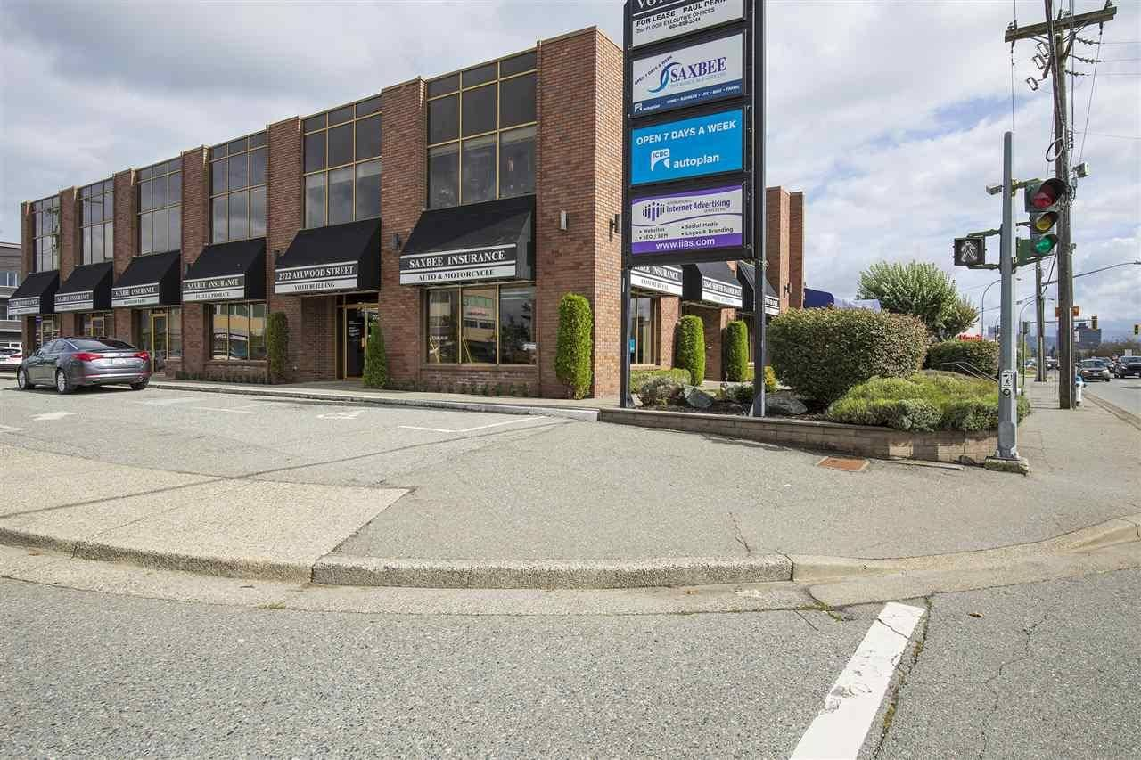 Commercial property for lease at 2722 Allwood St Apartment B01 Abbotsford British Columbia - MLS: C8027757