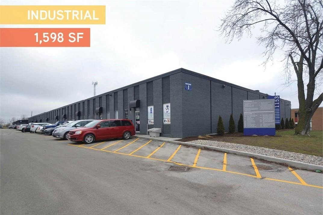 Commercial property for sale at 10 1153 Pioneer Rd Unit B1 Burlington Ontario - MLS: H4089689