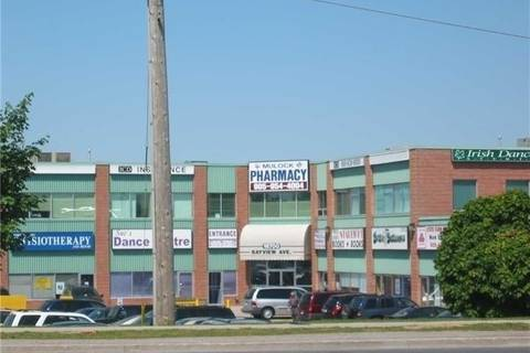 Commercial property for lease at 16700 Bayview Ave Apartment B101 Newmarket Ontario - MLS: N4623284