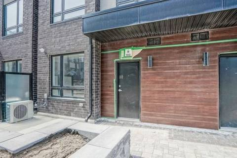 Condo for sale at 1140 Briar Hill Ave Unit B102 Toronto Ontario - MLS: W4421925