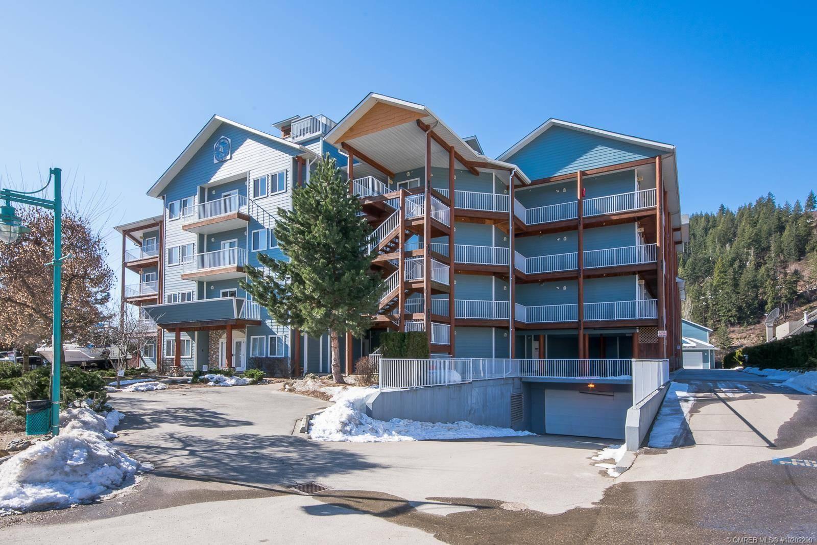 Condo for sale at 1118 Riverside Ave Unit #B104 Sicamous British Columbia - MLS: 10202299