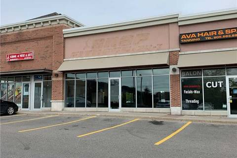 Commercial property for lease at 126 Tower Hill Rd Apartment B11-12 Richmond Hill Ontario - MLS: N4621755
