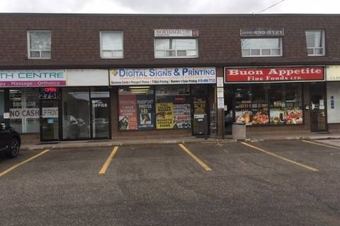 Commercial property for lease at 2760 Victoria Park Ave Apartment B2 Toronto Ontario - MLS: C4466902