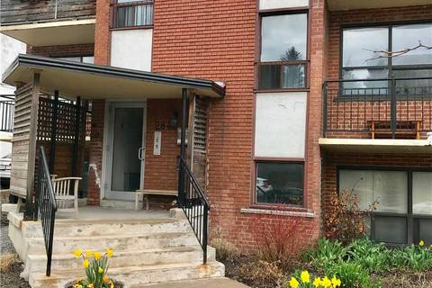 Townhouse for rent at 284 Lawrence Ave Unit B2 Toronto Ontario - MLS: C4428010