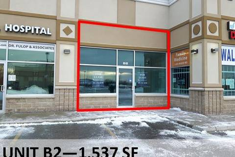 Commercial property for lease at 780 Kingston Rd Apartment B2 Pickering Ontario - MLS: E4033524