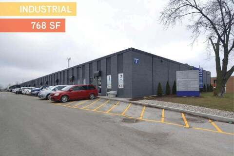 Commercial property for sale at 1153 Pioneer Rd Unit B2-A Burlington Ontario - MLS: W4934469