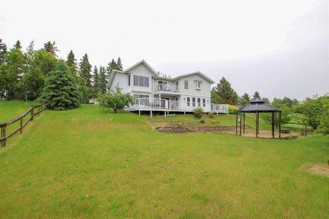 House for sale at B260050 Township Road 422  Rural Ponoka County Alberta - MLS: A1050240