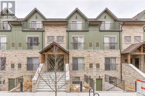 Townhouse for sale at 112 Union St East Unit B304 Waterloo Ontario - MLS: 30797919