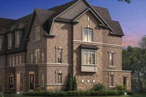 Townhouse for sale at 0 Fruitvale Circ Brampton Ontario - MLS: W4609372
