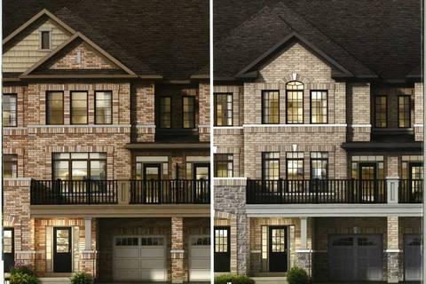 Townhouse for sale at 27 Haymarket Dr Unit B374 Brampton Ontario - MLS: W4654904