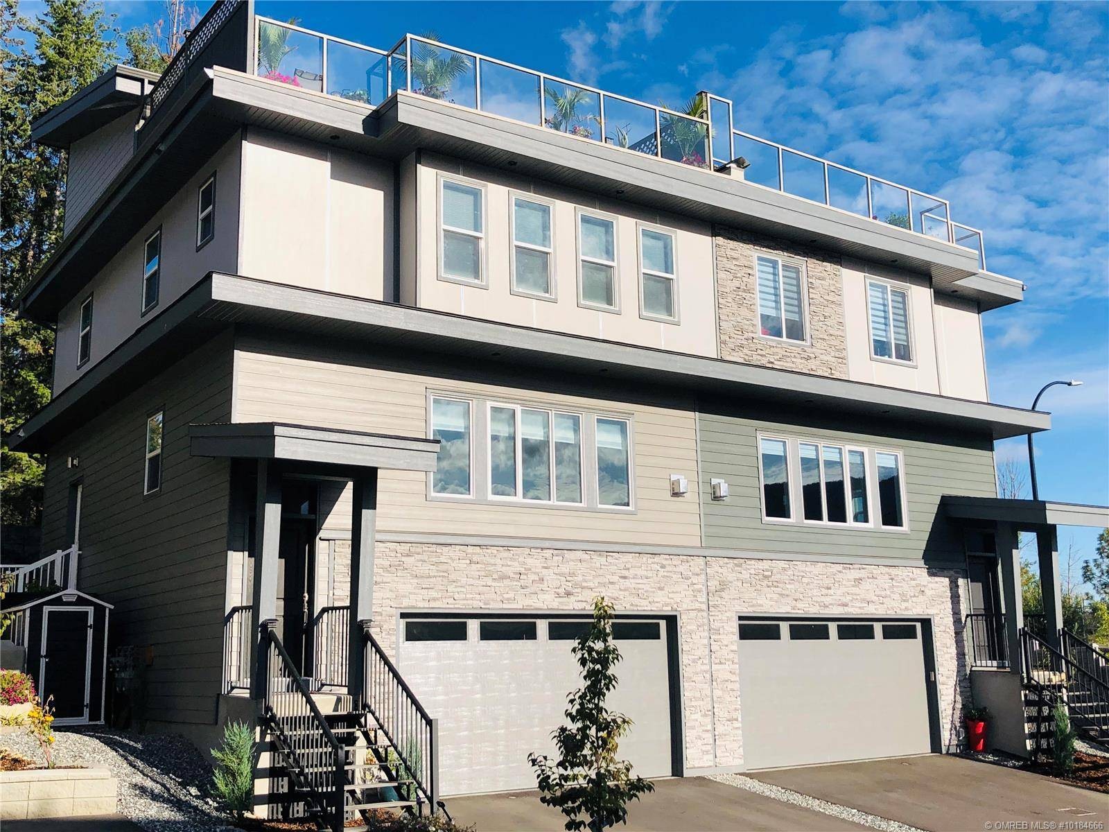 Townhouse for sale at 2893 Robinson Rd Unit #B3a Lake Country British Columbia - MLS: 10184666