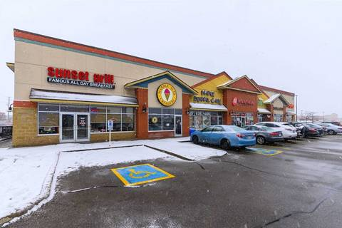 Commercial property for sale at 1003 Maple Ave Unit B4 Milton Ontario - MLS: W4712373