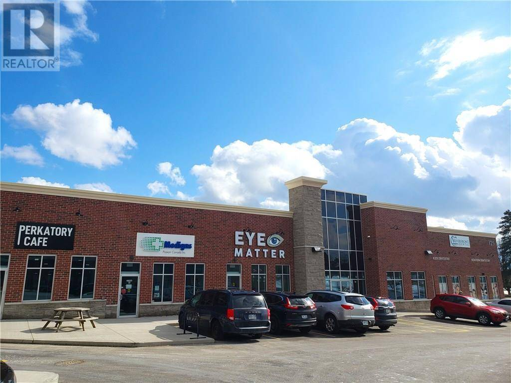 Commercial property for lease at 725 Coronation Blvd Apartment B4 Cambridge Ontario - MLS: 30763150
