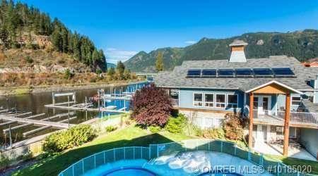 Condo for sale at 1118 Riverside Ave Unit #B403 Sicamous British Columbia - MLS: 10185020